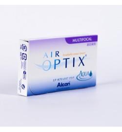 Air Optix Aqua Multifocal (3 шт)
