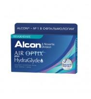 AIR OPTIX plus HydraGlyde (3 ШТ)