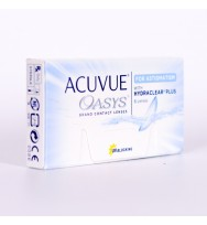 ACUVUE OASYS FOR ASTIGMATISM WITH HYDRACLEAR PLUS (6 шт)
